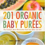 201 organic baby puree book
