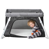 lotus travel crib portable