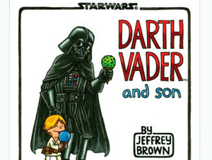darth vadar and son book
