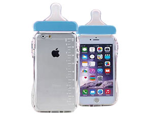 iphone pacifier case